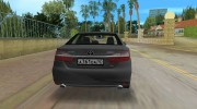 Toyota Camry 2016 for GTA Vice City miniature 2