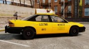Dodge Intrepid 1993 Taxi for GTA 4 miniature 2