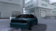 Nissan 180sx JDM for GTA San Andreas miniature 3