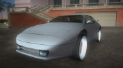 Toyota MR2 MKII for GTA Vice City miniature 1