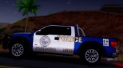 Ford F-150 SVT Raptor 2012 Police version for GTA San Andreas miniature 7