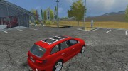 Audi Q7 Civil для Farming Simulator 2013 миниатюра 5