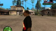Футболка для нового года for GTA San Andreas miniature 4