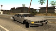 BMW 7-Series 750iL e38 1995 1.1 for GTA San Andreas miniature 5