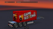 Mod GameModding trailer by Vexillum v.2.0 для Euro Truck Simulator 2 миниатюра 10