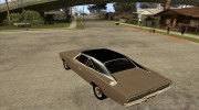 Dodge Charger R/T 1969 for GTA San Andreas miniature 3