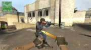 AWP Скоростной Зверь StatTrack for Counter-Strike Source miniature 7