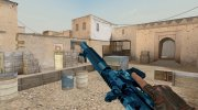 WarFace AAC Honey Badger Стужа for Counter Strike 1.6 miniature 7