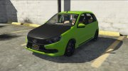 Lada Granta for GTA 5 miniature 1