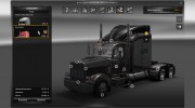 Peterbilt 389 for Euro Truck Simulator 2 miniature 4