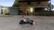 Stage 6 Kart Beta v1.0 for GTA San Andreas miniature 5