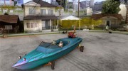 Hot-Boat-Rot for GTA San Andreas miniature 1