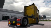 Scania S730 With interior v2.0 for Euro Truck Simulator 2 miniature 4