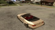 BMW M3 E36 for GTA San Andreas miniature 3