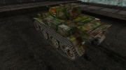 Шкурка для PzKpfw II Luchs для World Of Tanks миниатюра 3