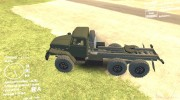 Урал 4320 топливовоз for Spintires DEMO 2013 miniature 2
