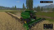 John Deere 1550 for Farming Simulator 2017 miniature 1