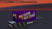 Mod GameModding trailer by Vexillum v.2.0 для Euro Truck Simulator 2 миниатюра 14