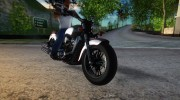 Indian Scout 2018 для GTA San Andreas миниатюра 1