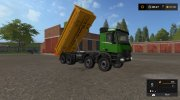 Mercedes-Benz Arocs 3245 v1.1 for Farming Simulator 2017 miniature 5