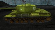 Шкурка для КВ-3 85th Guards Heavy Tanks,1944 для World Of Tanks миниатюра 2
