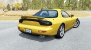 Mazda RX-7 for BeamNG.Drive miniature 3