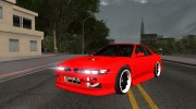 Nissan Silvia S13 Drift for GTA San Andreas miniature 1