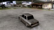 ЗАЗ 968 for GTA San Andreas miniature 3
