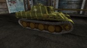 Шкурка для PzKpfw V Panther(Watermelon colour) для World Of Tanks миниатюра 5
