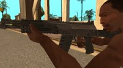 Call of Duty Advance Warfare AK-12 для GTA San Andreas миниатюра 2
