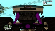 GTA 5 Imponte Ruiner Monster Truck for GTA San Andreas miniature 4