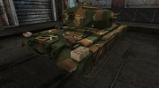 Шкурка для T34 hvy for World Of Tanks miniature 4