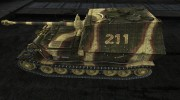 Ferdinand 32 для World Of Tanks миниатюра 2