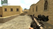 M4a1 like bf3 for Counter-Strike Source miniature 4