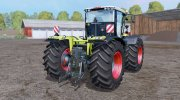 Claas Xerion 4500 for Farming Simulator 2015 miniature 2