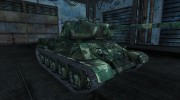 T-34-85 Jaeby 2 для World Of Tanks миниатюра 5