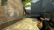 Black p228 with wood grip for Counter-Strike Source miniature 3