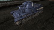 Шкурка для H39 for World Of Tanks miniature 1