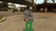 The Grove Street (fam2) for GTA San Andreas miniature 3