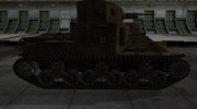 Скин в стиле C&C GDI для M2 Medium Tank for World Of Tanks miniature 5