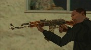 AK47 Postapokalipsis for GTA San Andreas miniature 3
