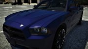 Dodge Charger for GTA 5 miniature 1