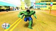 Hulk Mod for GTA Vice City miniature 1