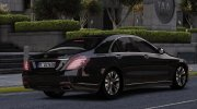 Mercedes-Benz S500 Skylight Edition for GTA 5 miniature 5