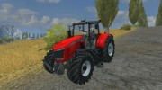 Massey Ferguson 7622 для Farming Simulator 2013 миниатюра 1