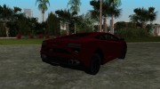 Lamborghini Gallardo LP560-4 2014 for GTA Vice City miniature 3