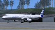 Airbus A321-200 Airbus House Colors для GTA San Andreas миниатюра 2