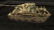 Panther II от kamutator for World Of Tanks miniature 2