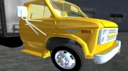 Chevrolet 250 HD 1986 for GTA Vice City miniature 2