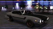 Ford Maverick 1977 для GTA San Andreas миниатюра 1